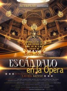 Escándalo en la ópera