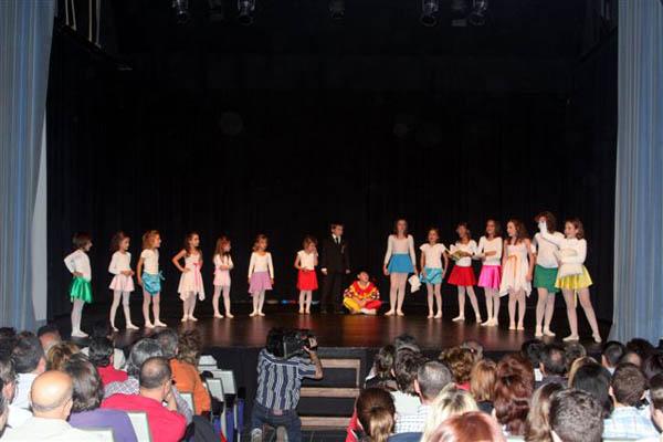 Todas las hijas del rey, noviembre 2005