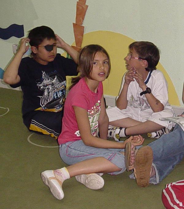 Escuela de piratas abril de 2005