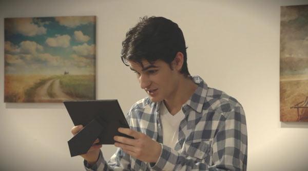 """Fotograma del cortometraje """"Tempo, tempo piano, piano"""" (2013)"""