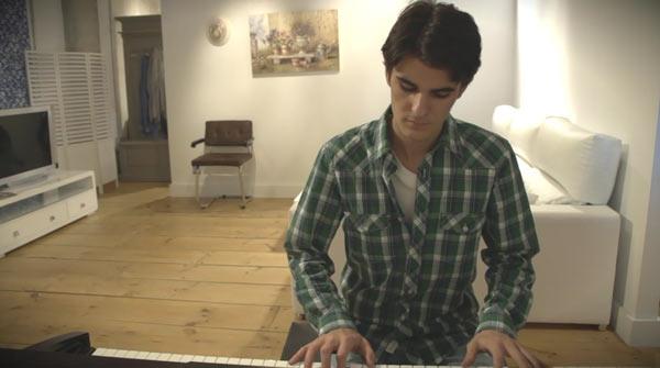 """Fotograma del cortometraje """"Tempo, tempo piano, piano""""(2013)"""