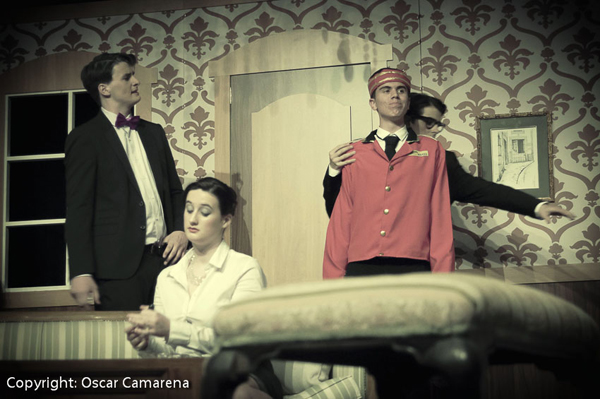 Escándalo en la ópera (2013)
