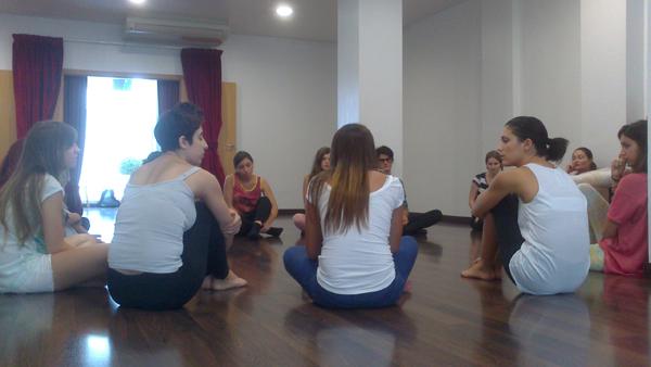 Escuela de Teatro Act and play 1