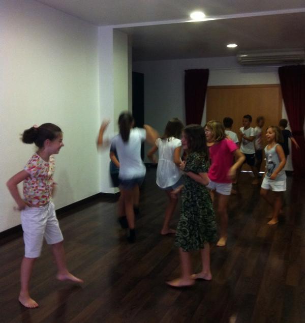 Escuela de Teatro Act and Play 8