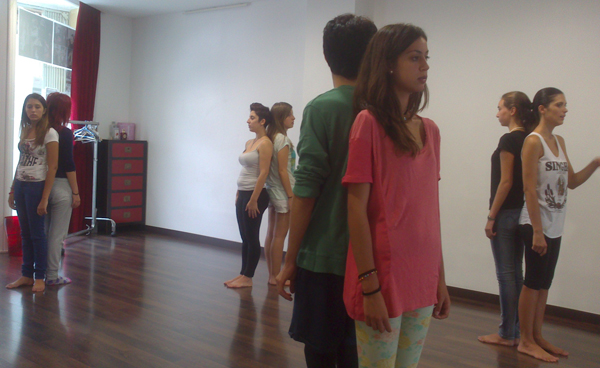 Escuela de Teatro Act and Play
