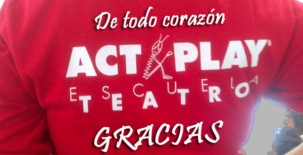 Cursos intensivos act and play