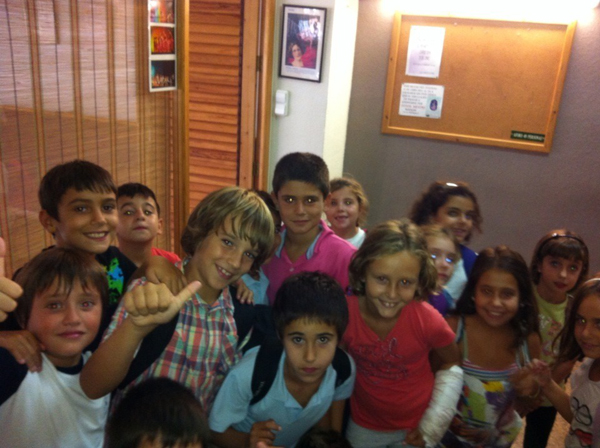 Escuela de Teatro Act and Play 5