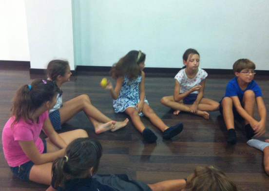 Escuela de Teatro Act and Play 3