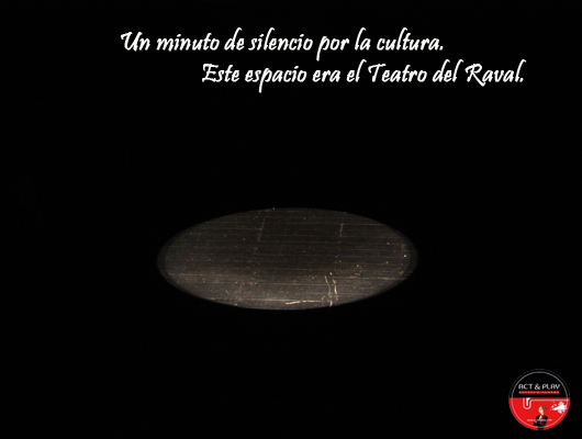 Homenaje Teatro del Raval