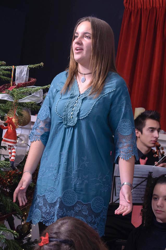 Fiesta navideña en la escuela (2012)