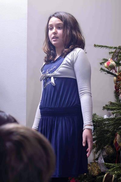 Espectáculo navidad 2012.