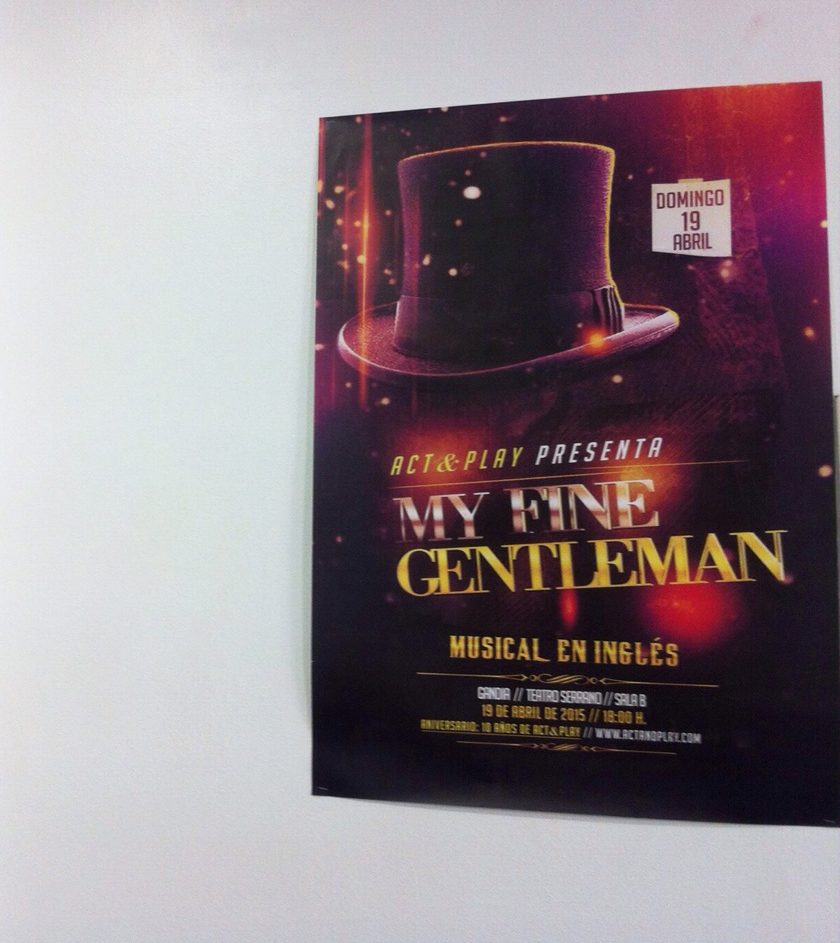 My Fine Gentleman